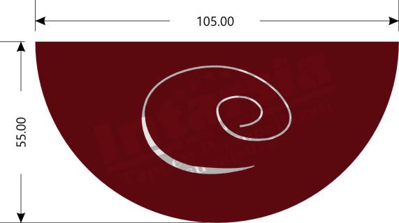 misure tappeti personalizzati regolari
